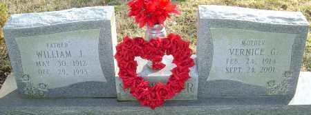 SAGSTETTER, VERNICE G - Franklin County, Ohio | VERNICE G SAGSTETTER - Ohio Gravestone Photos