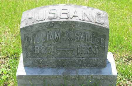 SALLEE, WILLIAM K. - Franklin County, Ohio | WILLIAM K. SALLEE - Ohio Gravestone Photos