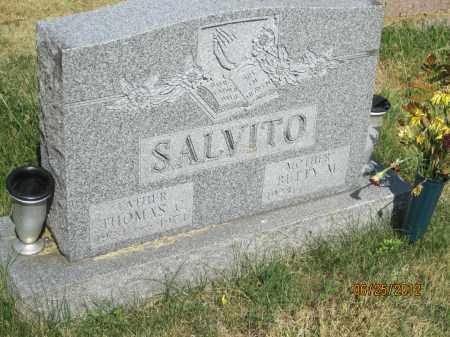 SALVITO, THOMAS C - Franklin County, Ohio   THOMAS C SALVITO - Ohio Gravestone Photos