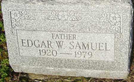 SAMUEL, EDGAR - Franklin County, Ohio | EDGAR SAMUEL - Ohio Gravestone Photos
