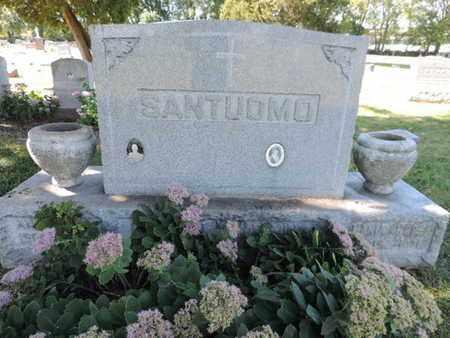 SANTUOMO, ERMINIA - Franklin County, Ohio | ERMINIA SANTUOMO - Ohio Gravestone Photos
