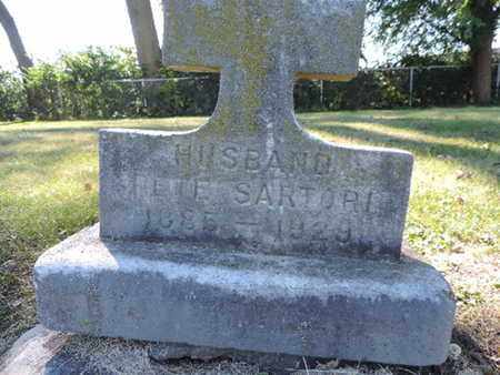 SARTORI, PETE - Franklin County, Ohio | PETE SARTORI - Ohio Gravestone Photos