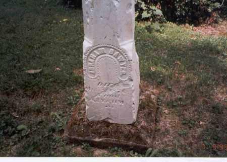 SAWYER, ABRAHAM - Franklin County, Ohio | ABRAHAM SAWYER - Ohio Gravestone Photos