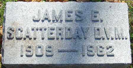 SCATTERDAY, JAMES EWING - Franklin County, Ohio | JAMES EWING SCATTERDAY - Ohio Gravestone Photos