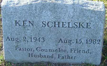 SCHELSKE, KEN - Franklin County, Ohio | KEN SCHELSKE - Ohio Gravestone Photos