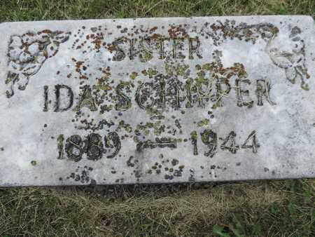 SCHIPPER, IDA - Franklin County, Ohio   IDA SCHIPPER - Ohio Gravestone Photos