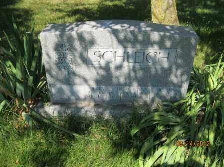 SCHLEICH, JERRY L - Franklin County, Ohio | JERRY L SCHLEICH - Ohio Gravestone Photos