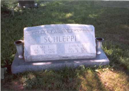 SCHLEPPI, EMMA M. - Franklin County, Ohio   EMMA M. SCHLEPPI - Ohio Gravestone Photos