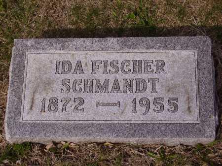 SCHMANDT, IDA - Franklin County, Ohio | IDA SCHMANDT - Ohio Gravestone Photos