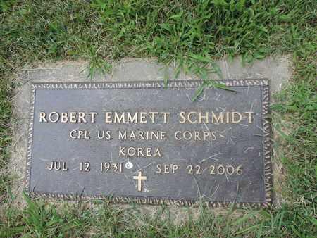 SCHMIDT, ROBERT EMMETT - Franklin County, Ohio | ROBERT EMMETT SCHMIDT - Ohio Gravestone Photos