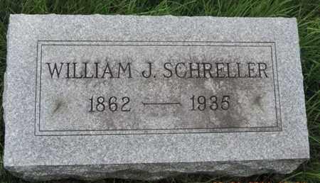 SCHRELLER, WILLIAM J - Franklin County, Ohio   WILLIAM J SCHRELLER - Ohio Gravestone Photos