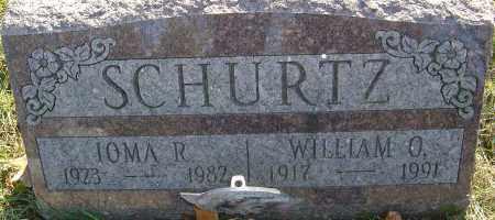 SCHURTZ, IOMA - Franklin County, Ohio | IOMA SCHURTZ - Ohio Gravestone Photos