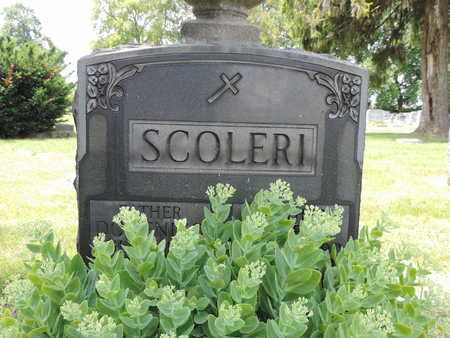 SCOLERI, FEDLA - Franklin County, Ohio | FEDLA SCOLERI - Ohio Gravestone Photos