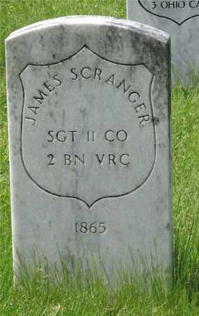 SCRANGER, JAMES - Franklin County, Ohio | JAMES SCRANGER - Ohio Gravestone Photos