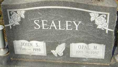 SEALEY, OPAL - Franklin County, Ohio | OPAL SEALEY - Ohio Gravestone Photos