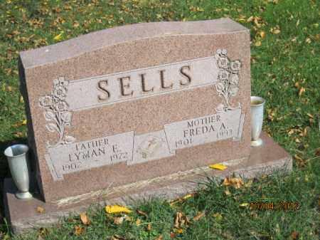 GREENLEE SELLS, FREDA ARILLA - Franklin County, Ohio | FREDA ARILLA GREENLEE SELLS - Ohio Gravestone Photos