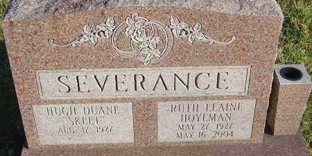 SEVERANCE, RUTH ELAINE - Franklin County, Ohio | RUTH ELAINE SEVERANCE - Ohio Gravestone Photos