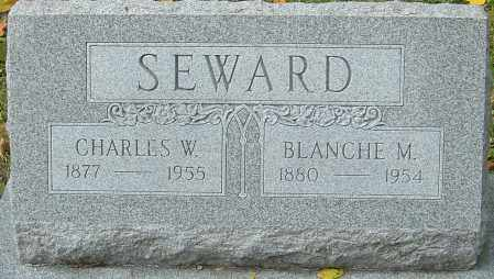 SEWARD, CHARLES W - Franklin County, Ohio | CHARLES W SEWARD - Ohio Gravestone Photos