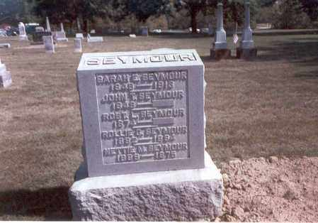 SEYMOUR, JOHN T. - Franklin County, Ohio | JOHN T. SEYMOUR - Ohio Gravestone Photos