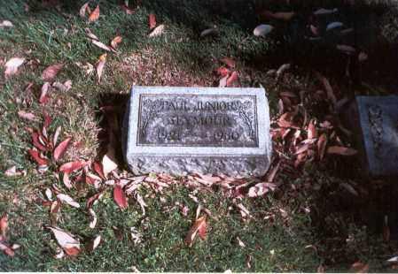 SEYMOUR, PAUL JUNIOR - Franklin County, Ohio | PAUL JUNIOR SEYMOUR - Ohio Gravestone Photos