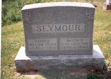 RAREY SEYMOUR, ELIZA CATHERINE - Franklin County, Ohio | ELIZA CATHERINE RAREY SEYMOUR - Ohio Gravestone Photos