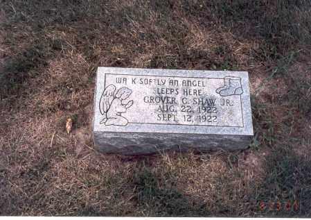 SHAW, JR, GROVER C. - Franklin County, Ohio | GROVER C. SHAW, JR - Ohio Gravestone Photos