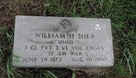 SHEA, WILLIAM H - Franklin County, Ohio   WILLIAM H SHEA - Ohio Gravestone Photos