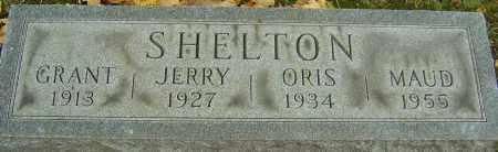 SHELTON, JERRY - Franklin County, Ohio | JERRY SHELTON - Ohio Gravestone Photos