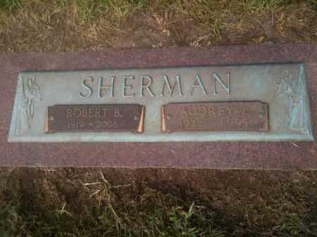 GUSTIN SHERMAN, AUDREY LOIS - Franklin County, Ohio   AUDREY LOIS GUSTIN SHERMAN - Ohio Gravestone Photos