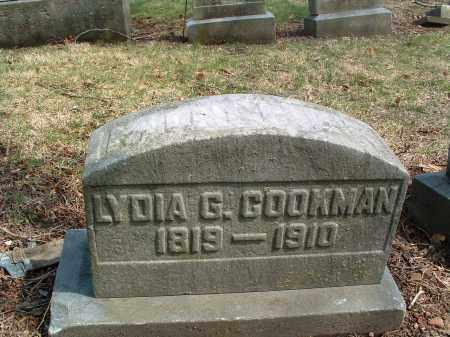 (SHERMAN) COOKMAN, LYDIA - Franklin County, Ohio | LYDIA (SHERMAN) COOKMAN - Ohio Gravestone Photos