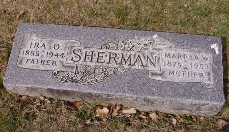 SHERMAN, IRA O. - Franklin County, Ohio | IRA O. SHERMAN - Ohio Gravestone Photos