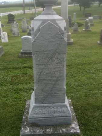 SHERMAN, TIMOTHY - Franklin County, Ohio | TIMOTHY SHERMAN - Ohio Gravestone Photos
