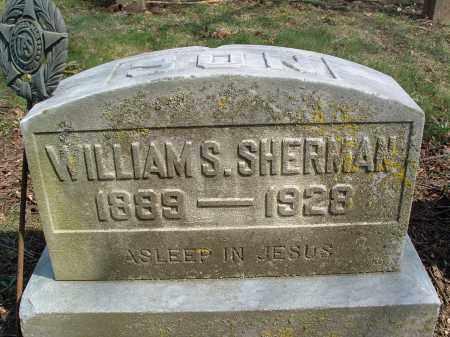 SHERMAN, WILLIAM - Franklin County, Ohio | WILLIAM SHERMAN - Ohio Gravestone Photos