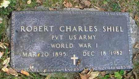 SHIEL, ROBERT CHARLES - Franklin County, Ohio | ROBERT CHARLES SHIEL - Ohio Gravestone Photos