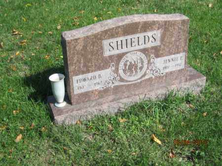 SHIELDS, JENNIE ELIZABETH - Franklin County, Ohio | JENNIE ELIZABETH SHIELDS - Ohio Gravestone Photos