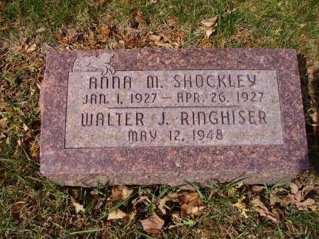 SHOCKLEY, ANNA - Franklin County, Ohio   ANNA SHOCKLEY - Ohio Gravestone Photos