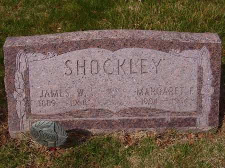 SHOCKLEY, JAMES W. - Franklin County, Ohio | JAMES W. SHOCKLEY - Ohio Gravestone Photos