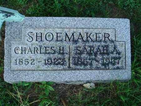 SHOEMAKER, SARAH A. - Franklin County, Ohio | SARAH A. SHOEMAKER - Ohio Gravestone Photos