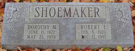 SHOEMAKER, ROBERT ELLIS - Franklin County, Ohio | ROBERT ELLIS SHOEMAKER - Ohio Gravestone Photos