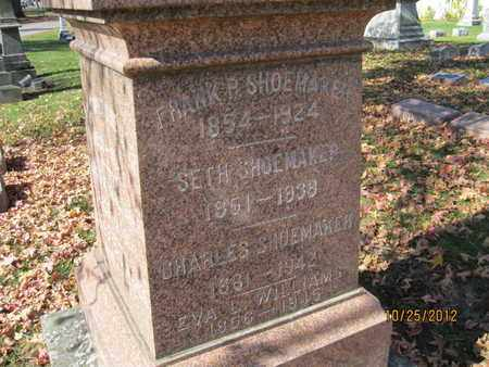 SHOEMAKER, SETH - Franklin County, Ohio | SETH SHOEMAKER - Ohio Gravestone Photos
