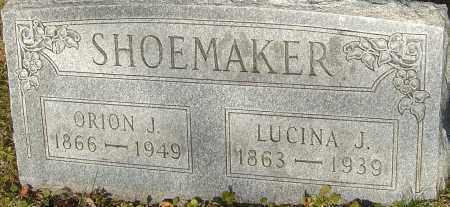 SHOEMAKER, ORION - Franklin County, Ohio | ORION SHOEMAKER - Ohio Gravestone Photos
