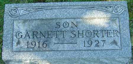 SHORTER, GARNETT - Franklin County, Ohio | GARNETT SHORTER - Ohio Gravestone Photos