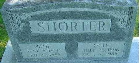 SHORTER, OCIE - Franklin County, Ohio | OCIE SHORTER - Ohio Gravestone Photos