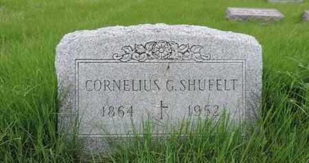 SHUFELT, CORNELIUS G - Franklin County, Ohio   CORNELIUS G SHUFELT - Ohio Gravestone Photos