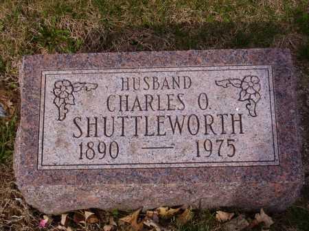 SHUTTLEWORTH, CHARLES O. - Franklin County, Ohio | CHARLES O. SHUTTLEWORTH - Ohio Gravestone Photos