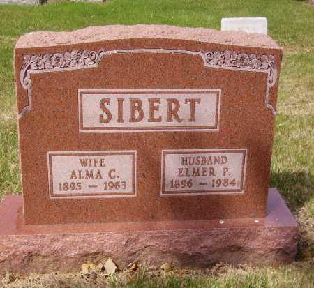 SIBERT, ALMA C. - Franklin County, Ohio | ALMA C. SIBERT - Ohio Gravestone Photos
