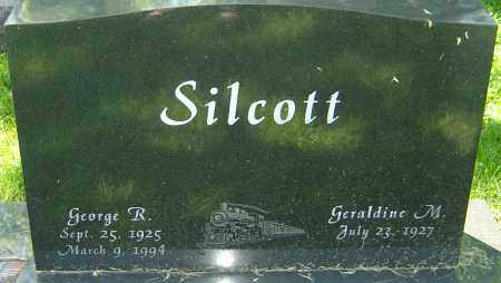 SILCOTT, GEORGE R - Franklin County, Ohio | GEORGE R SILCOTT - Ohio Gravestone Photos