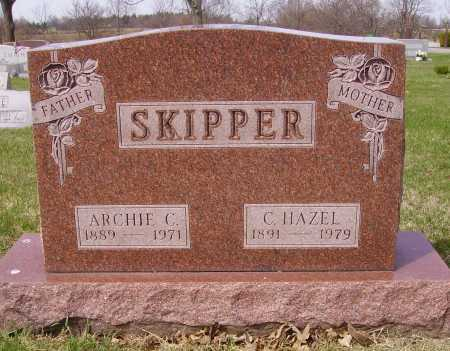 SKIPPER, C. HAZEL - Franklin County, Ohio   C. HAZEL SKIPPER - Ohio Gravestone Photos