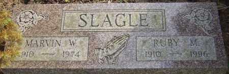 SLAGLE, RUBY M - Franklin County, Ohio | RUBY M SLAGLE - Ohio Gravestone Photos