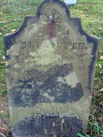SLOUGH?, ELIZABETH - Franklin County, Ohio   ELIZABETH SLOUGH? - Ohio Gravestone Photos